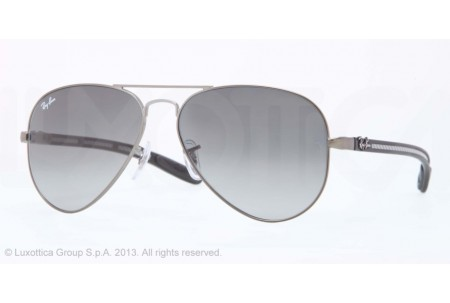 Ray-Ban AVIATOR TM CARBON FIBRE 0RB8307 029/71 MATTE GUNMETAL