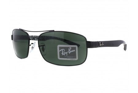 Ray-Ban  0RB8316 002/N5 BLACK POLARIZED