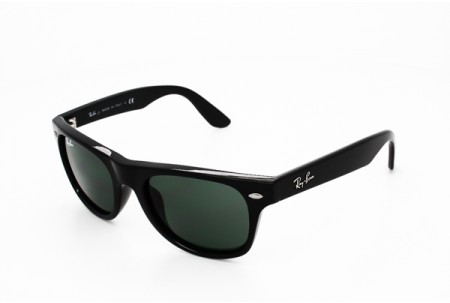 Ray-Ban Junior JUNIOR WAYFARER 0RJ9035S 100/71 BLACK