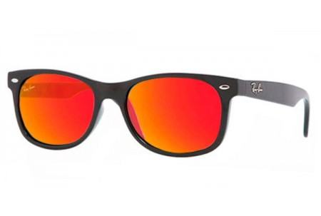 Ray-Ban Junior  0RJ9050S 100S6Q 100S6Q_MATTE BLACK