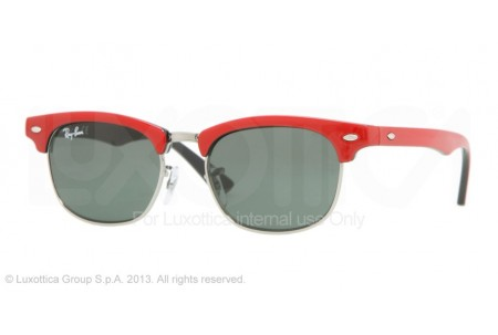 795c90161a Ray-Ban Junior 0RJ9050S 162 71 TOP RED ON BLACK