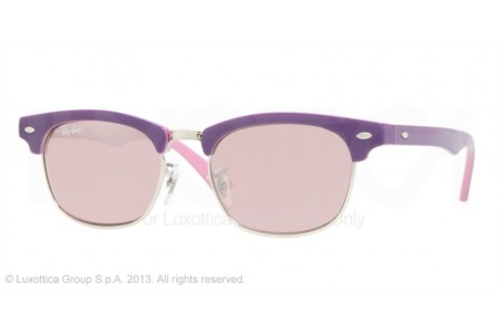 Ray-Ban Junior  0RJ9050S 179/7E TOP VIOLET ON PINK
