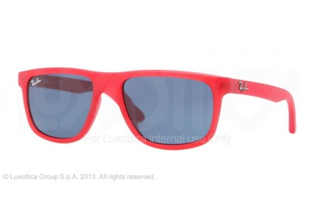 Ray-Ban Junior  0RJ9057S 197/80 RED DEMI SHINY