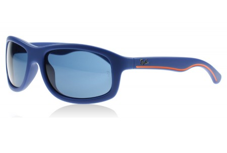 Ray-Ban Junior  0RJ9058S 700080 MATTE BLUE