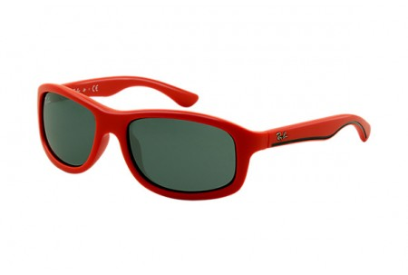 Ray-Ban Junior  0RJ9058S 700271 MATTE RED