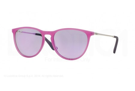 Ray-Ban Junior  0RJ9060S 70084V VIOLET FLUO TRASP RUBBER