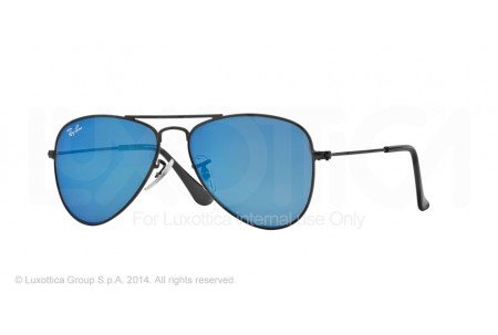 Ray-Ban Junior  0RJ9506S 201/55 201/55_MATTE BLACK