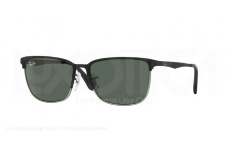 Ray-Ban Junior  0RJ9535S 243/71 TOP MATTE BLACK ON SILVER