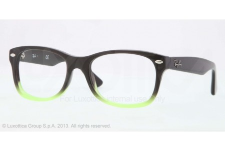 Ray-Ban Junior 0RY1528 3594 BLACK GRADIENT GREEN