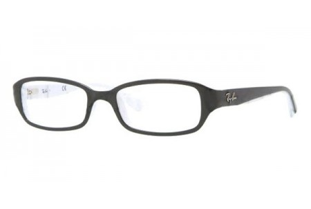 Ray-Ban Junior 0RY1529 3579 TOP BLACK ON WHITE