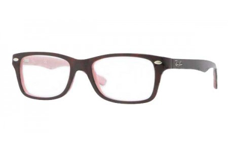 Ray-Ban Junior 0RY1531 3580 TOP HAVANA ON OPAL PINK