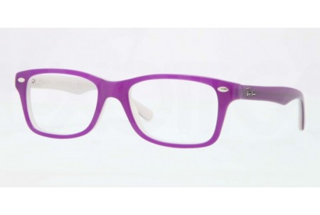 Ray-Ban Junior 0RY1531 3591 TOP VIOLET ON OPAL ICE