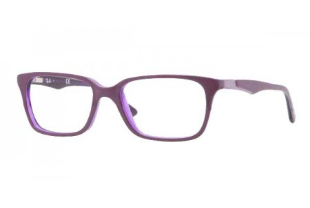 Ray-Ban Junior 0RY1532 3589 TOP VIOLET ON VIOLET TRANSP