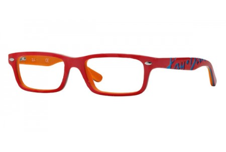 Ray-Ban Junior 0RY1535 3599 TOP CORAL ON ORANGE