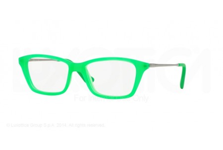 Ray-Ban Junior 0RY1540 3619 GREEN FLUO TRASPARENT RUBBER