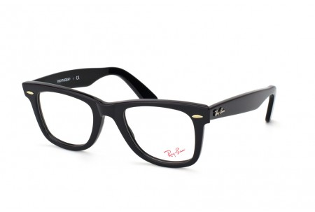 Ray-Ban 0RX5121 2000 SHINY BLACK