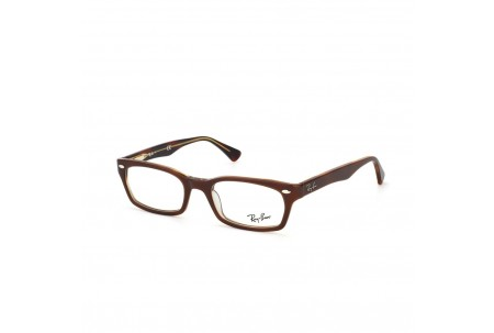 Ray-Ban 0RX5150 2019 BROWN/TRANSPARENT HAVANA