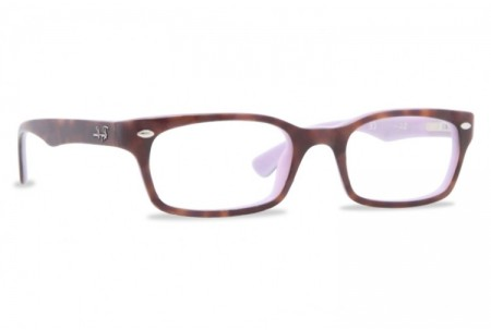 Ray-Ban 0RX5150 5240 TOP HAVANA ON OPAL VIOLET