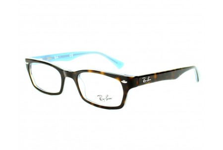 Ray-Ban 0RX5150 5023 TOP HAVANA ON TR AZURE