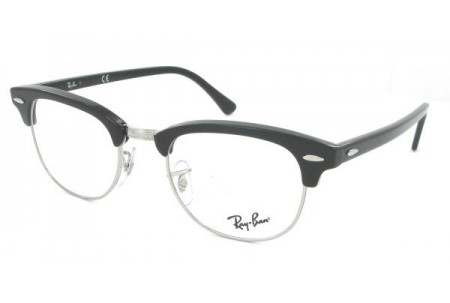 Ray-Ban 0RX5154 2000 SHINY BLACK