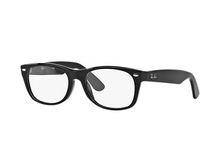 Ray-Ban 0RX5184 2000 SHINY BLACK