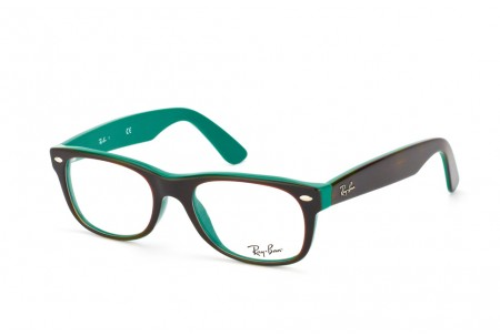 Ray-Ban 0RX5184 5161 TOP LIGHT HAVANA ON GREEN