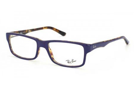 Ray-Ban 0RX5245 5219 TOP BLUE ON HAVANA