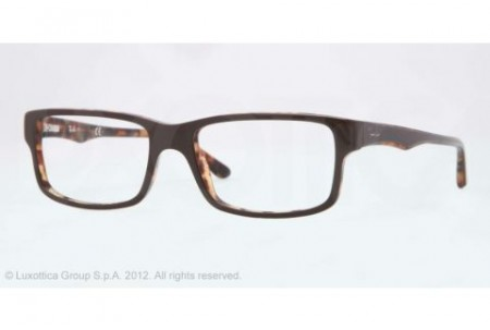 Ray-Ban 0RX5245 5220 TOP BROWN ON HAVANA