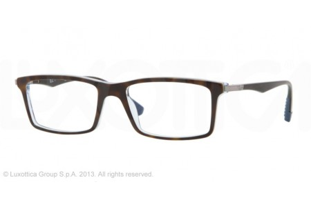 Ray-Ban 0RX5269 5023 TOP HAVANA ON TR AZURE