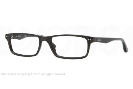 Ray-Ban 0RX5277 2000 SHINY BLACK
