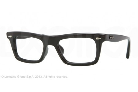 Ray-Ban 0RX5278 2000 SHINY BLACK