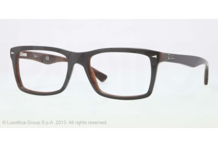 Ray-Ban 0RX5287 5176 TOP GREY/VARIEGATED BROWN
