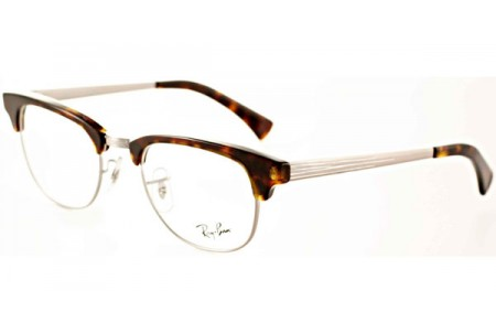 Ray-Ban 0RX5294 5429 MATTE STRIPPED HAVANA BROWN