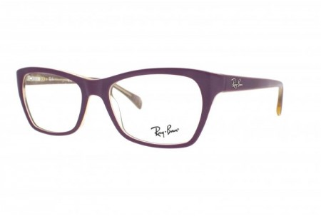 Ray-Ban 0RX5298 5390 TOP MATTE MARC ON TRASP YELLOW