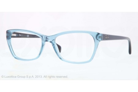 Ray-Ban 0RX5298 5235 TRASPARENT BLUE