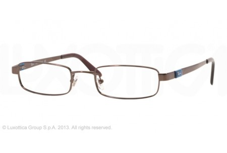 Ray-Ban 0RX6076 2511 BROWN