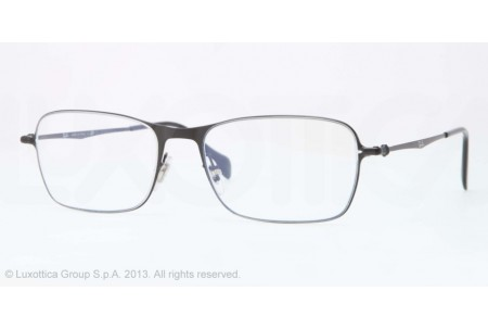 Ray-Ban 0RX6253 2760 DEMIGLOSS BLACK