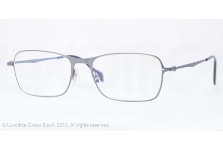 Ray-Ban 0RX6253 2755 DEMIGLOSS BLUE