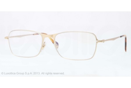 Ray-Ban 0RX6253 2754 DEMIGLOSS GOLD