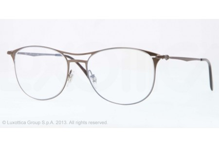 Ray-Ban 0RX6254 2756 DARK OPALIN BROWN