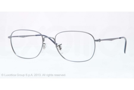 Ray-Ban 0RX6273 2755 DEMIGLOSS BLUE
