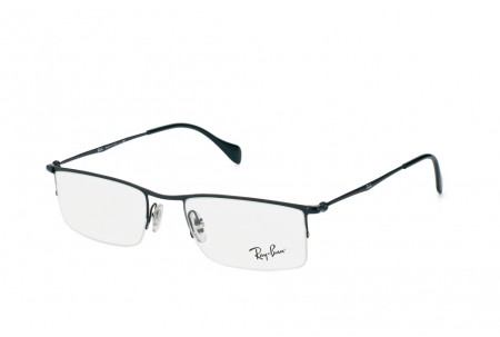 Ray-Ban 0RX6291 2509 SHINY BLACK