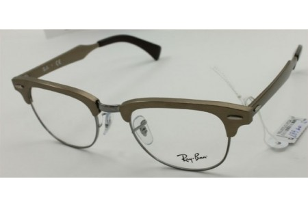 Ray-Ban 0RX6295 2807 BRUSHED BRONZE