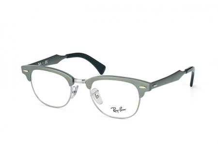Ray-Ban 0RX6295 2808 BRUSHED GUNMETAL