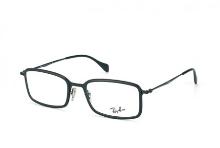 Ray-Ban 0RX6298 2760 DEMIGLOSS BLACK