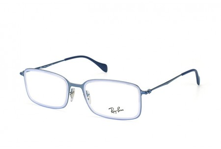 Ray-Ban 0RX6298 2755 DEMIGLOSS BLUE