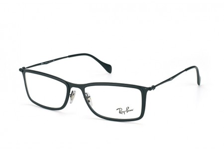 Ray-Ban 0RX6299 2760 DEMIGLOSS BLACK