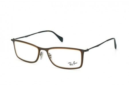 Ray-Ban 0RX6299 2809 DEMIGLOSS BROWN