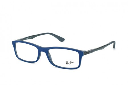 Ray-Ban 0RX7017 5260 TOP BLUE ON GREY