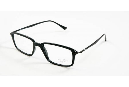 Ray-Ban 0RX7019 2000 SHINY BLACK